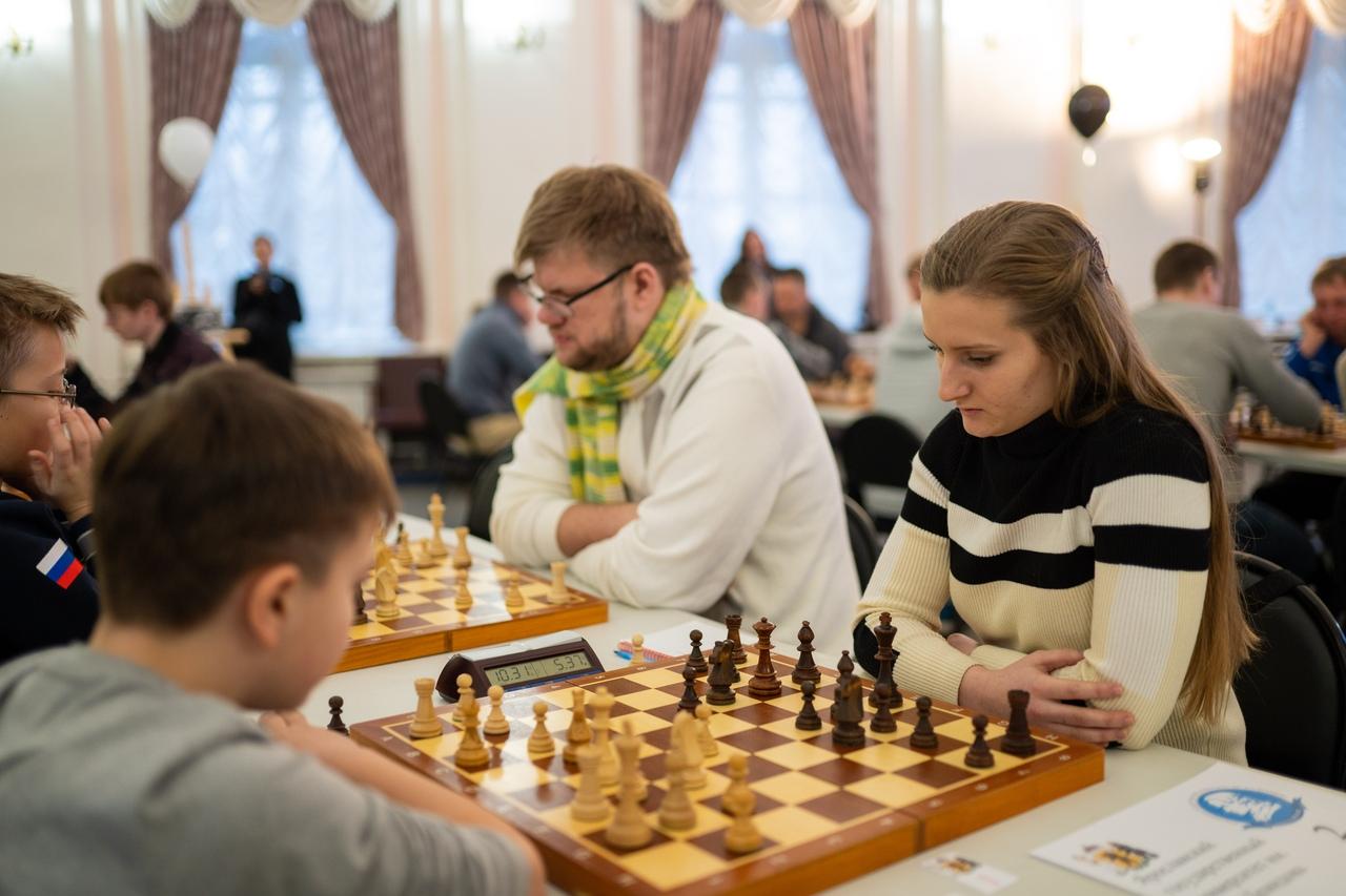 В Ярославле состоялся шахматный фестиваль «Турнир поколений»