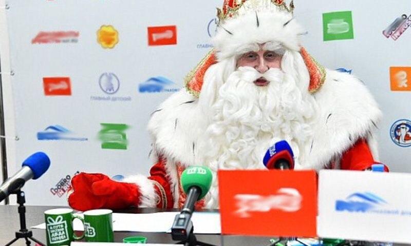 «Завтра буду на Советской!» Всероссийский Дед Мороз добрался до Ярославля