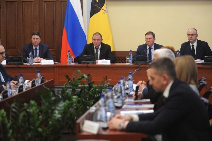 Андрей Шабалин: в регионе обеспечена координация деятельности органов власти по противодействию коррупционным проявлениям