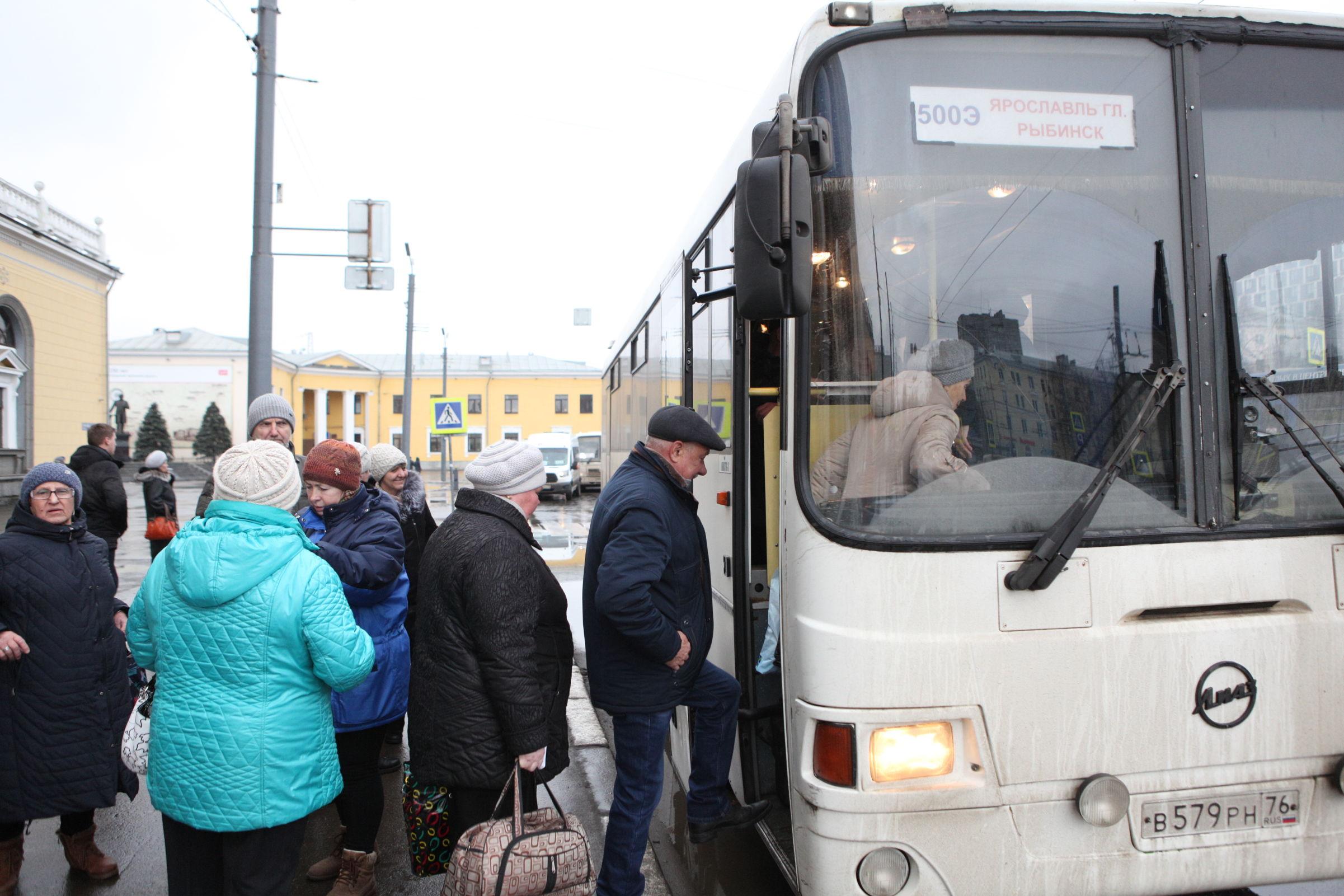 Ездить будем по-новому. В Ярославской области внедрят новую схему движения автобусов