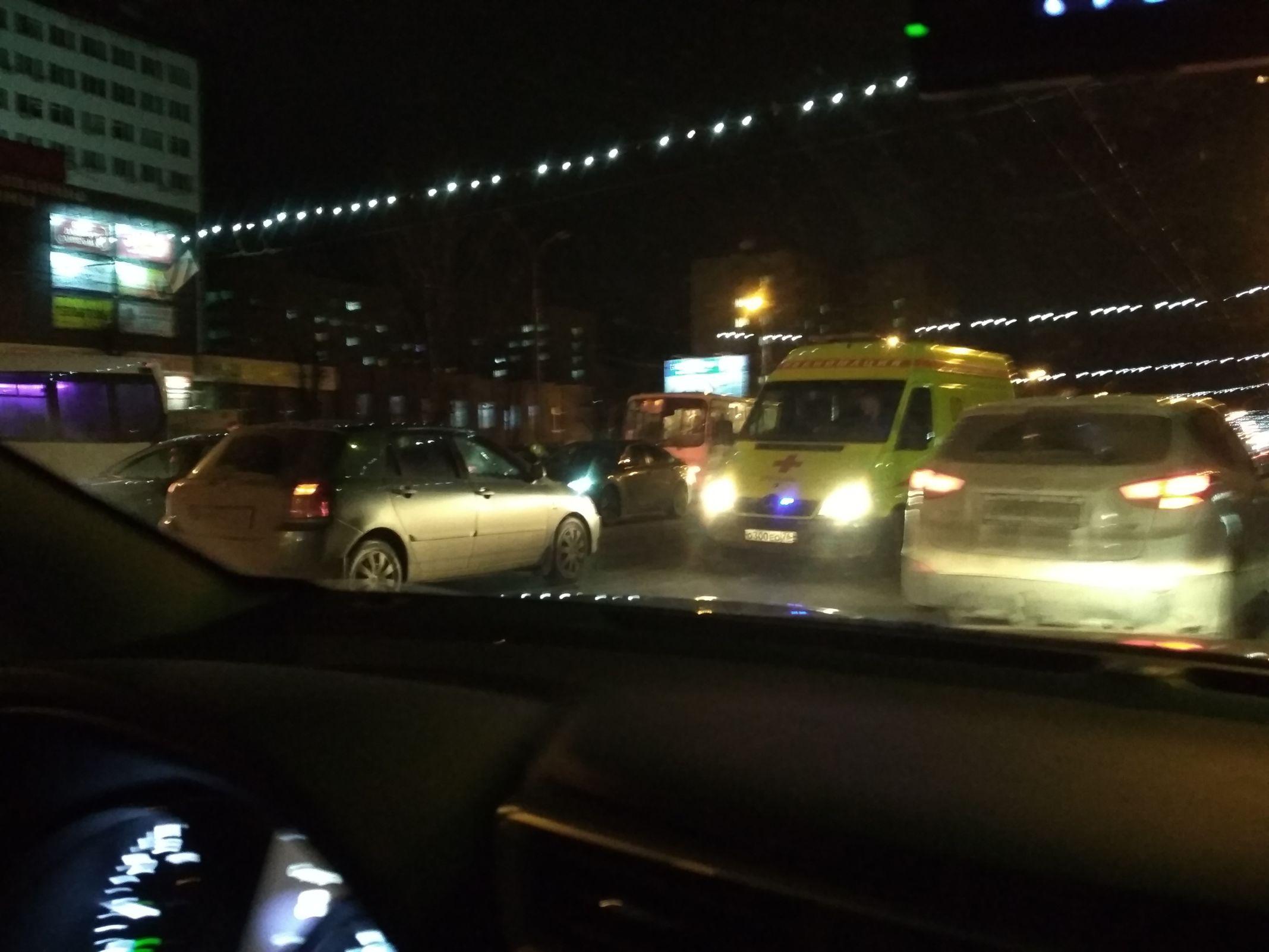 В Ярославской области за сутки сбили восемь пешеходов: подробности