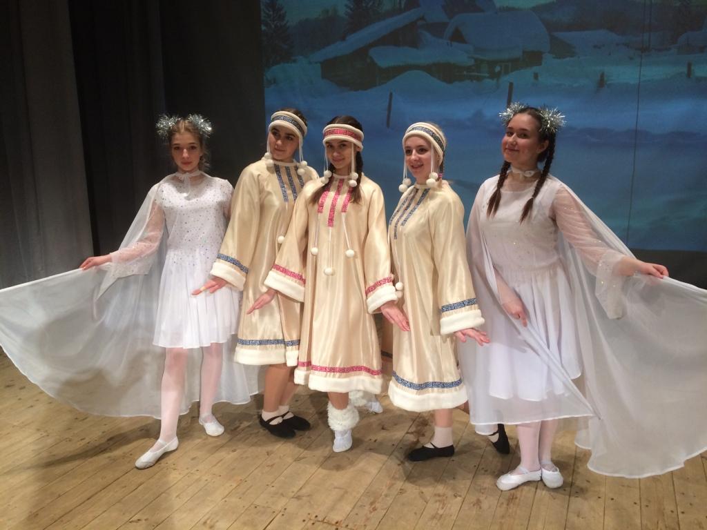 Студенты Ярославского колледжа культуры стали «сказочными волонтерами»