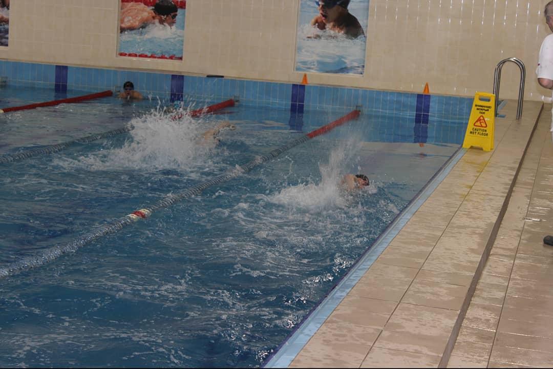 В Ярославской области определили самого быстрого пловца Следственного комитета