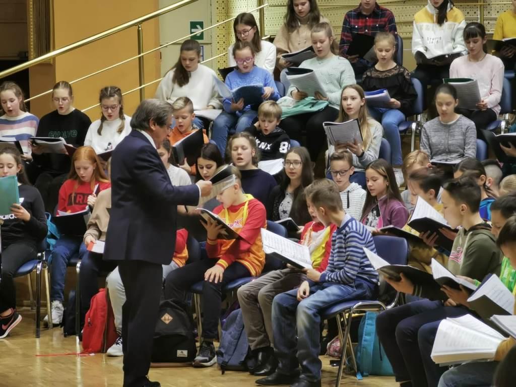 Ярославские таланты выступят в составе Детского хора России в Государственном Кремлевском дворце