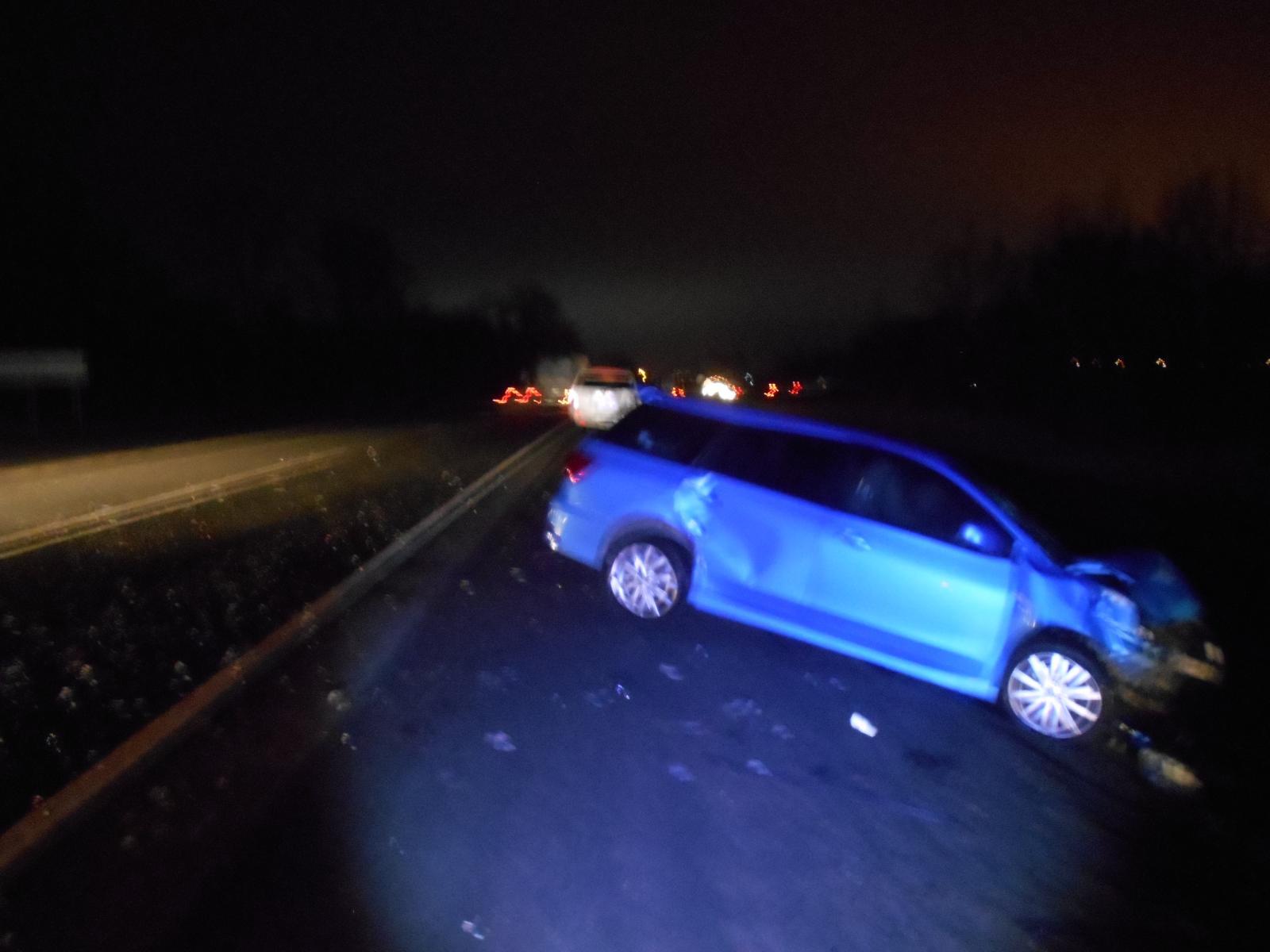 В Ярославской области в ДТП на федеральной трассе пострадали три человека