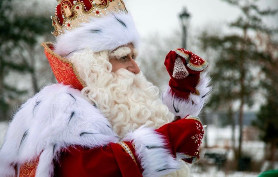 В Ярославской области задержится главный Дед Мороз страны