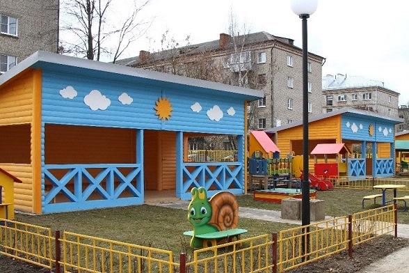 Дмитрий Миронов: в Рыбинске построили первые ясли по нацпроекту