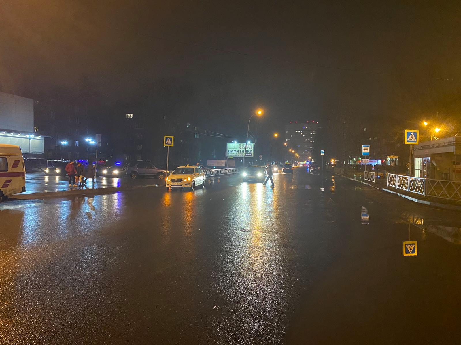 В Ярославле водитель иномарки сбил двух подростков