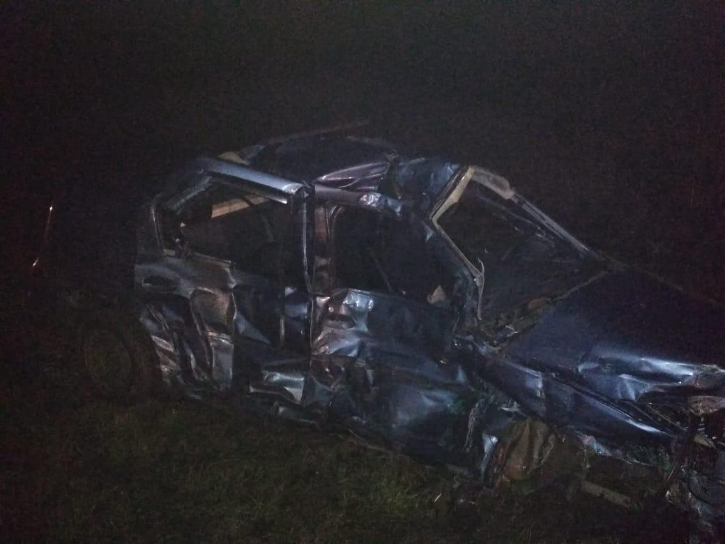 В Ярославской области в тройном ДТП погиб мужчина