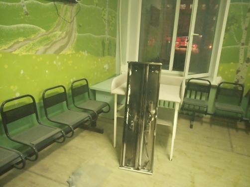 МЧС сообщило о пожаре в детской поликлинике Ярославля