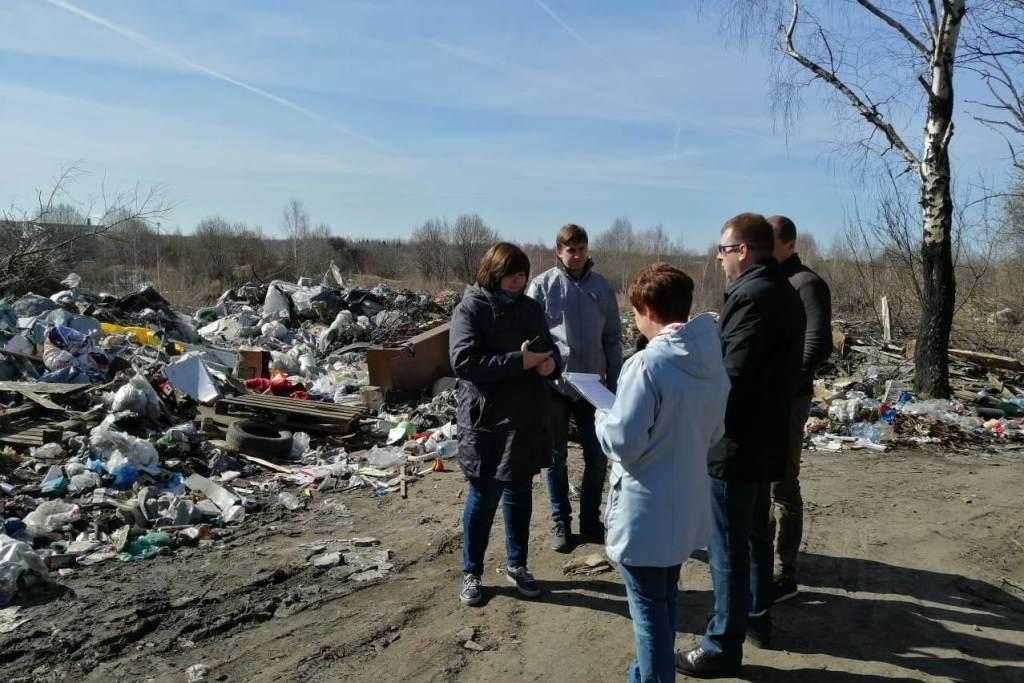 В Ярославской области ликвидировали 99% выявленных в этом году свалок