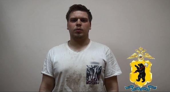 В Ярославле задержан серийный разбойник, обокравший школу