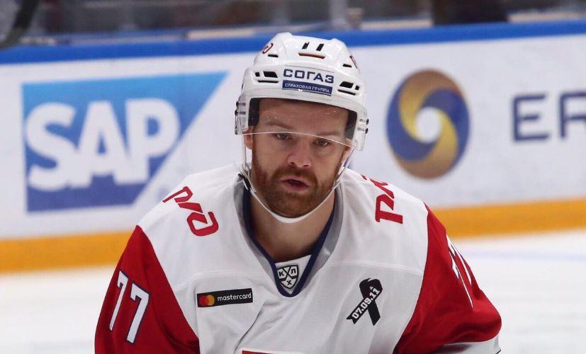 Два игрока представят «Локомотив» на Матче звезд КХЛ 2020