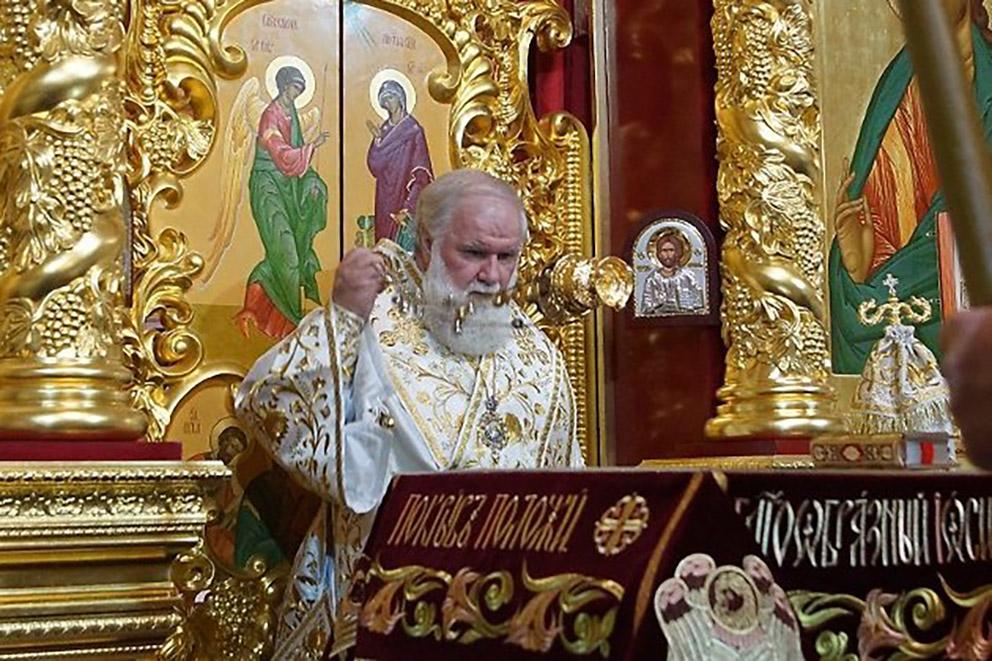 Назначен новый глава Ярославской митрополии