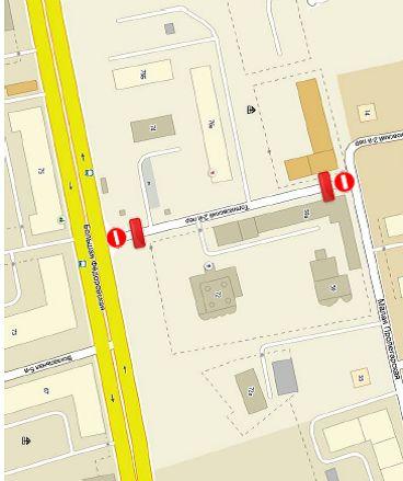 В Ярославле в Рождество перекроют несколько улиц: схема