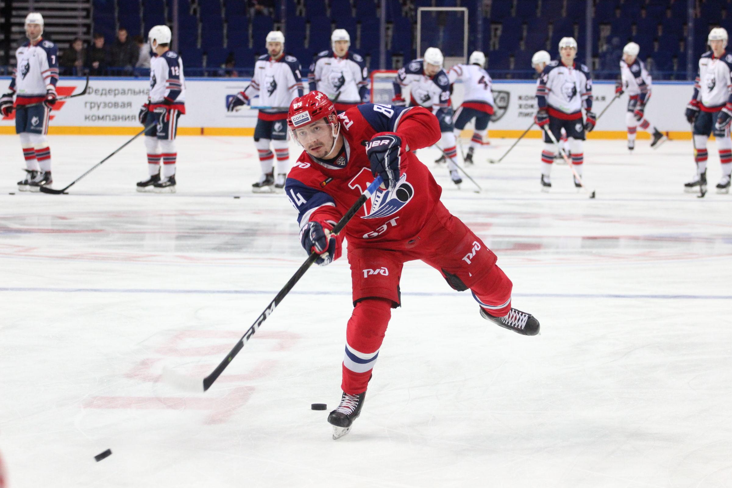 «Локомотив» продлил контракт с самым забивным россиянином команды