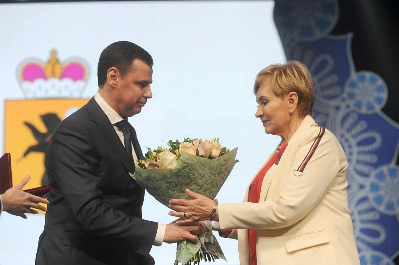 Дмитрий Миронов вручил жителям региона государственные награды