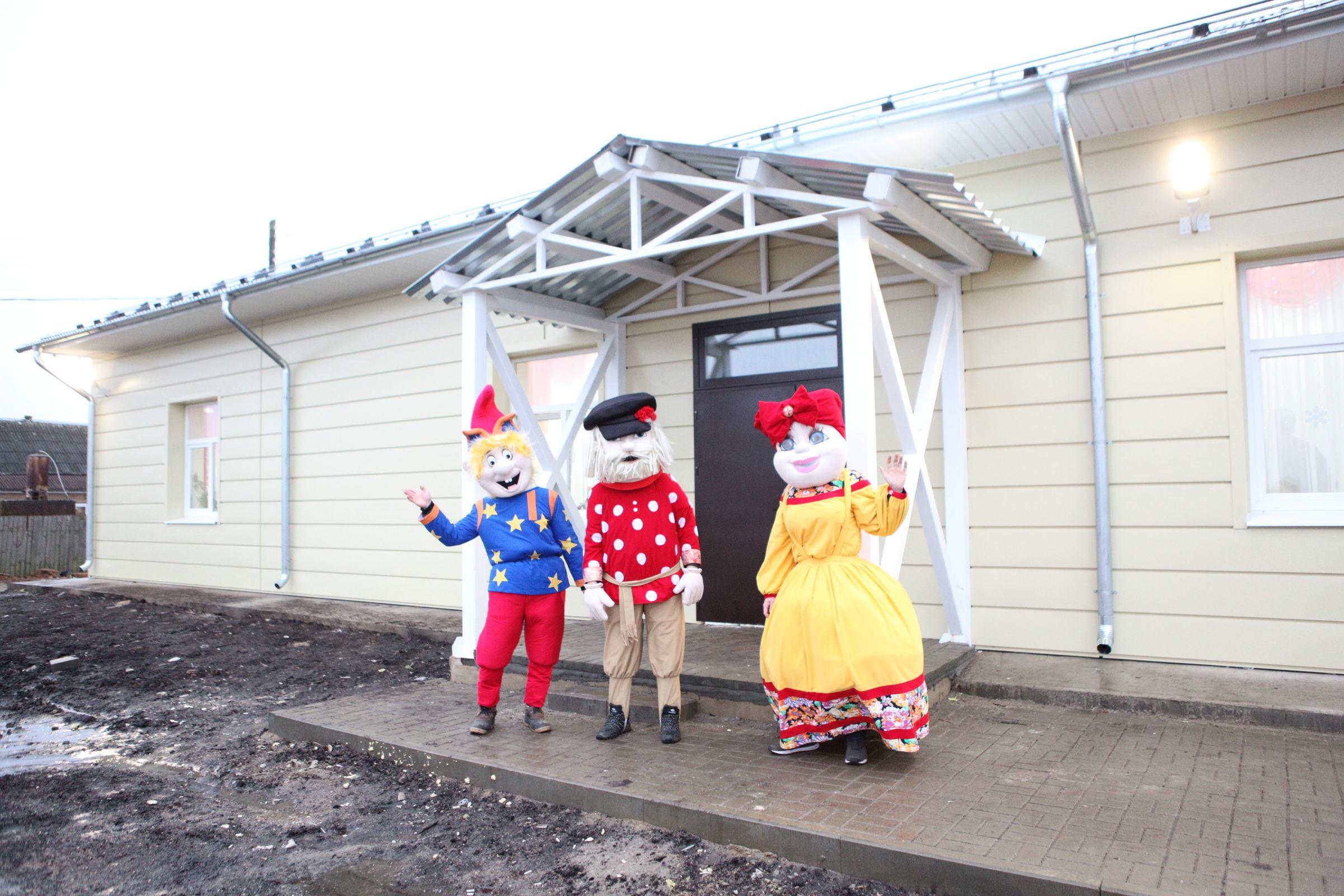 Подарок под Рождество. В Ярославской области открыли новые культурные объекты