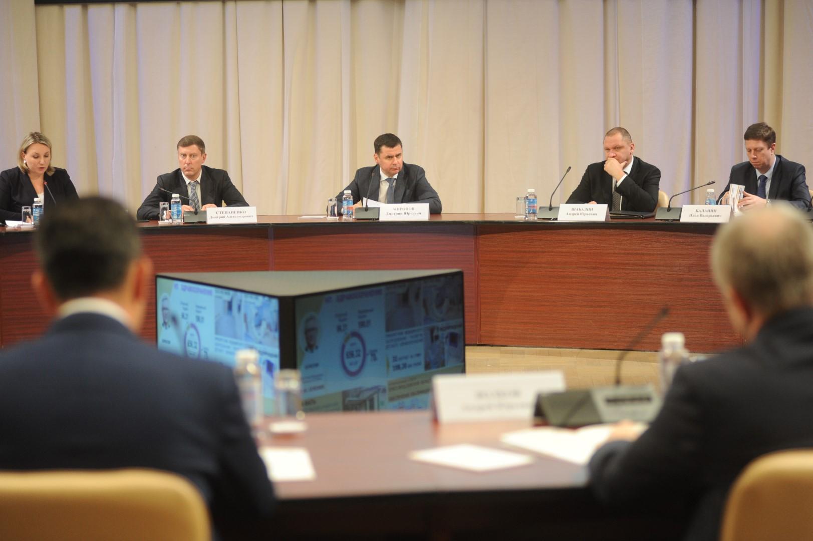 Что построили в Ярославской области в 2019-м: в регионе подвели итоги первого года реализации нацпроектов