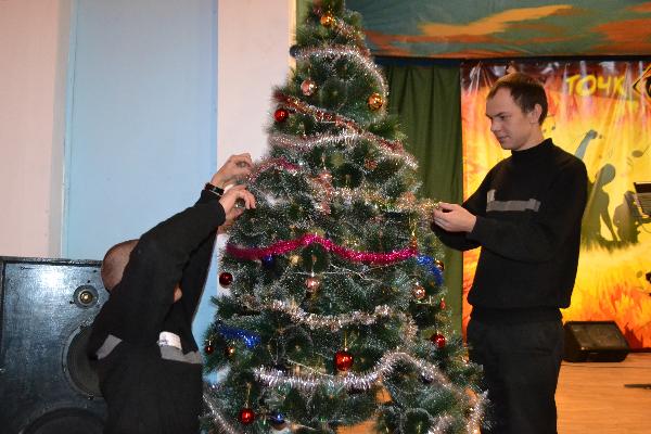 В Рыбинске в Новый год заключенные организуют премьерный показ светового шоу