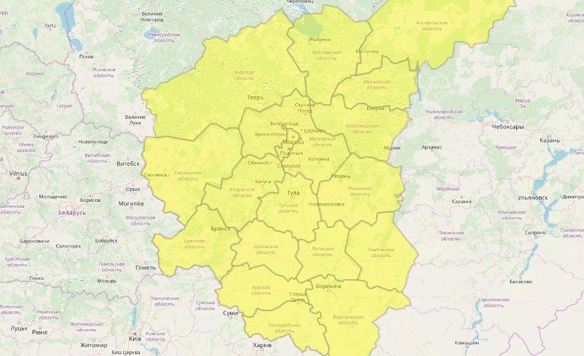 В Ярославской области экстренное предупреждение продлили на 31 декабря