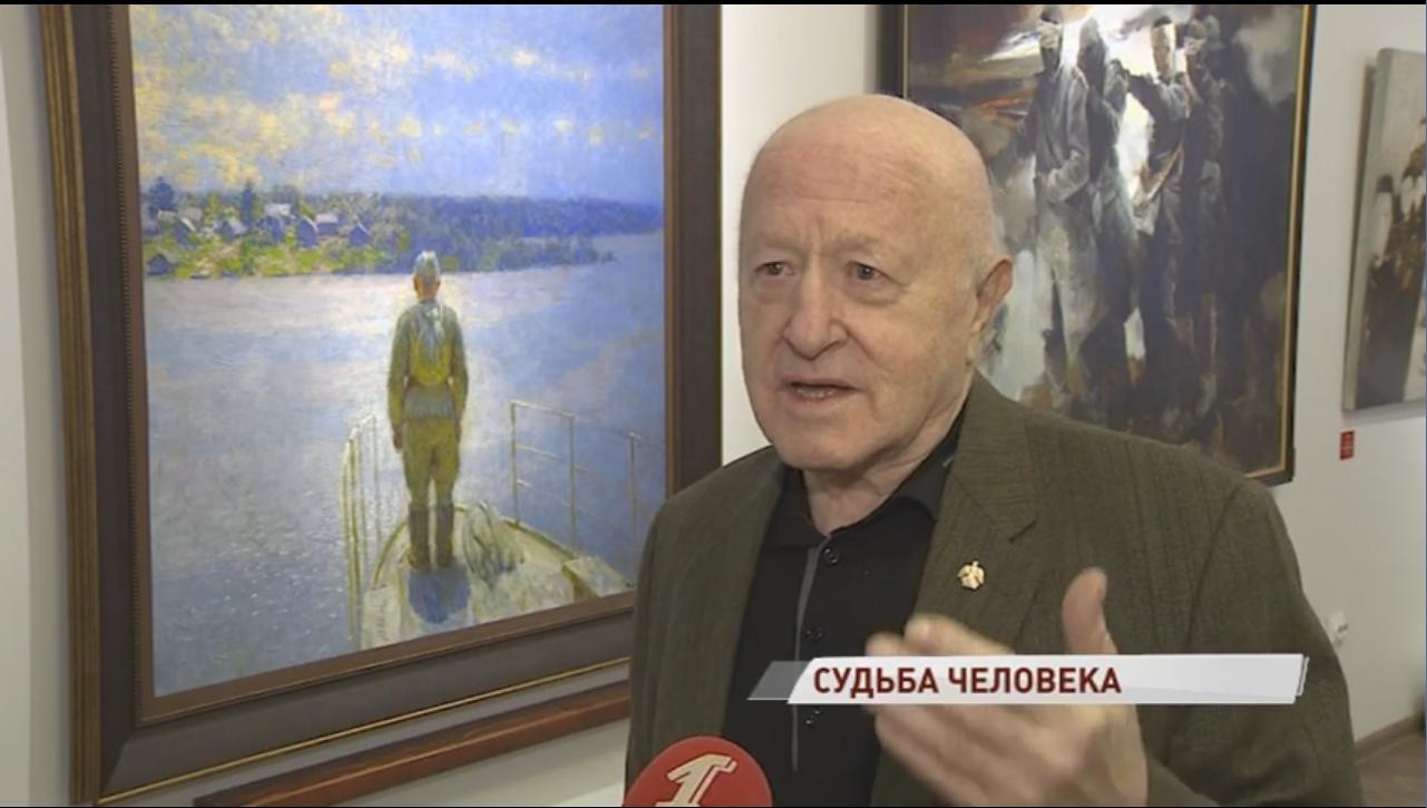 В Ярославском доме муз открылась выставка в честь юбилея Победы