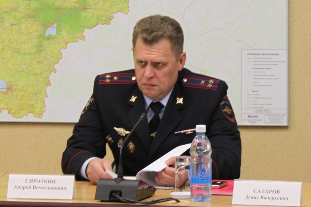 Главный гаишник Ярославской области официально покинул свой пост