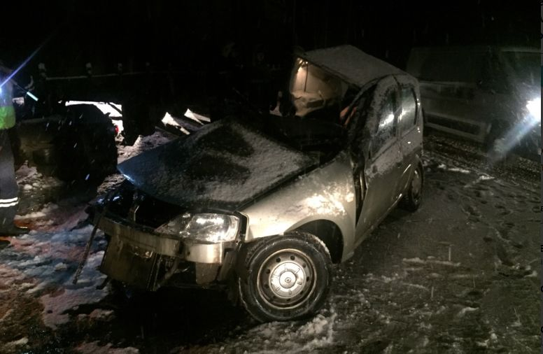 В крупном ДТП с фурой в Ярославской области погиб мужчина