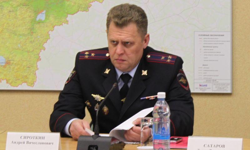 Бывший главный гаишник Ярославской области занял пост в региональном правительстве