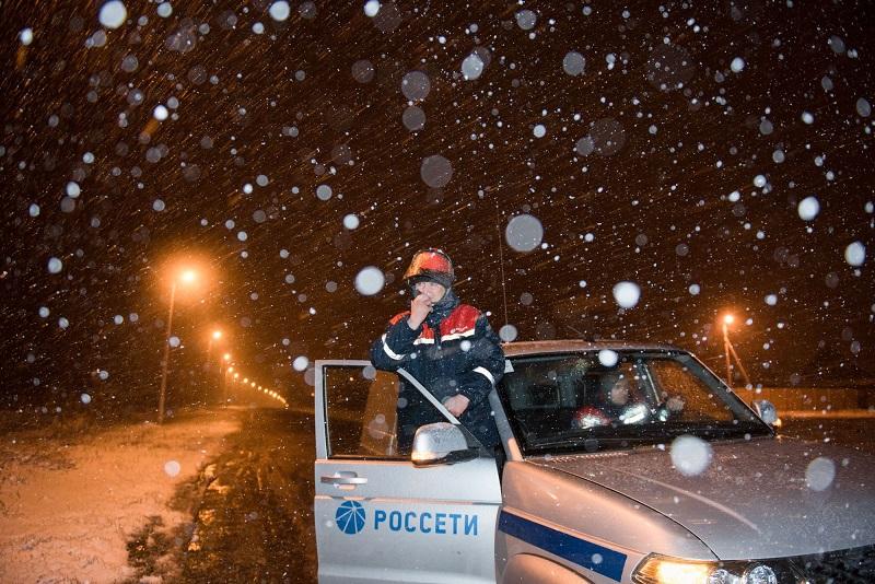 Энергетики «Россети Центр» и «Россети Центр и Приволжье» в период новогодних праздников обеспечили надежное электроснабжение 20 регионов страны