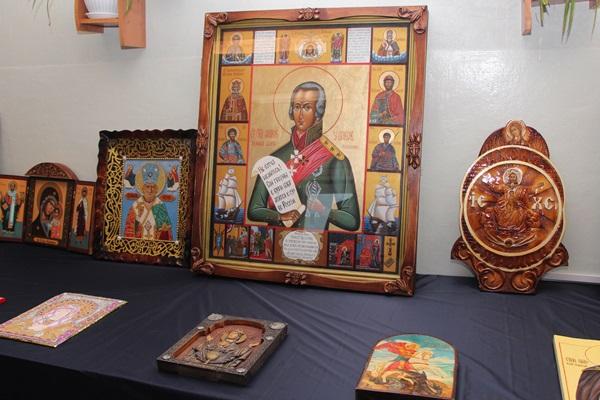Икона осужденного из Рыбинска стала лучшей на международном конкурсе