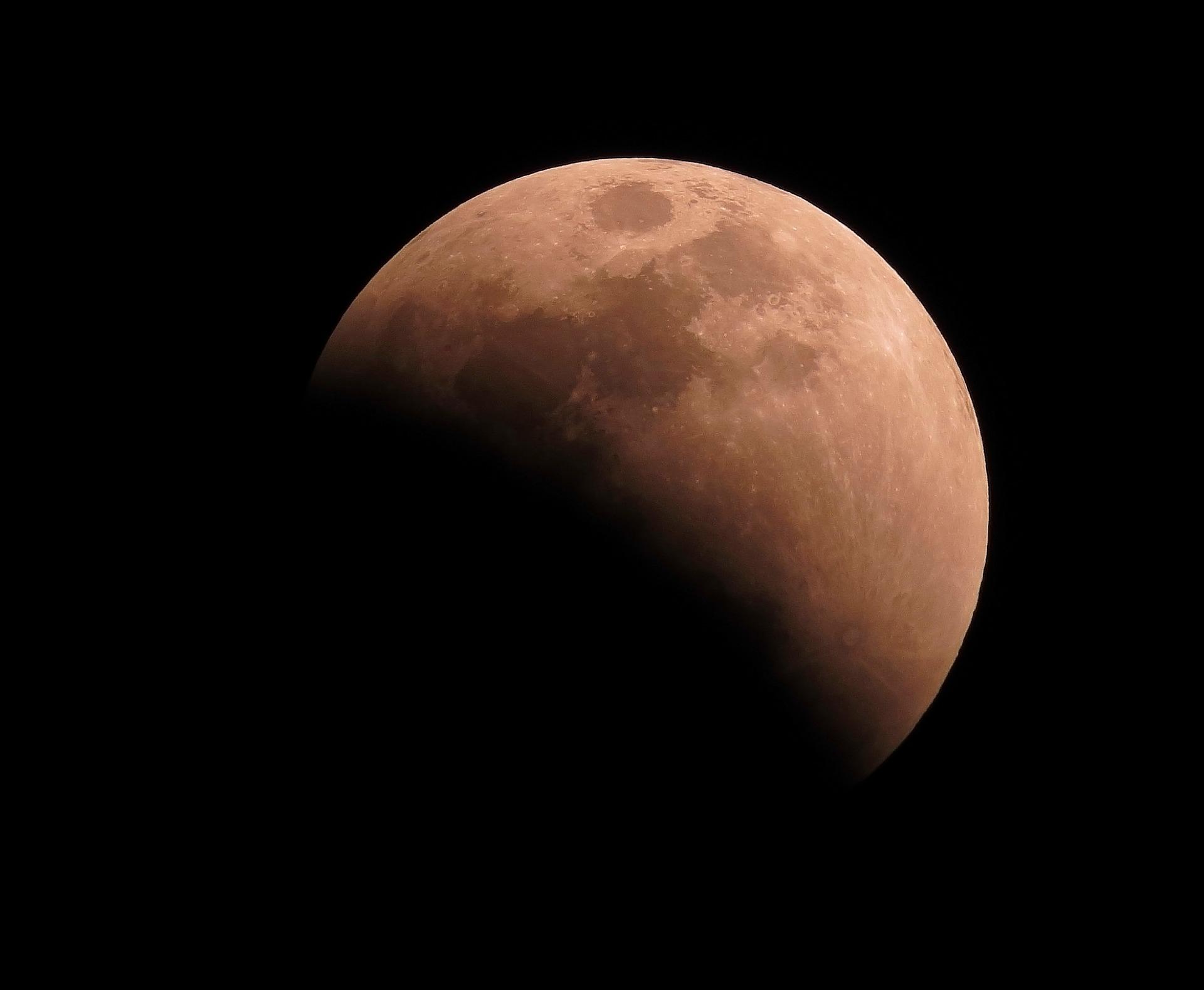 Ярославцы смогут наблюдать первое лунное затмение в новом году