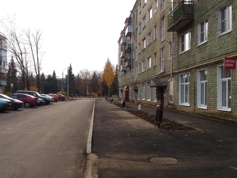 В Рыбинске назвали дворы, которые отремонтируют в этом году по губернаторскому проекту: список