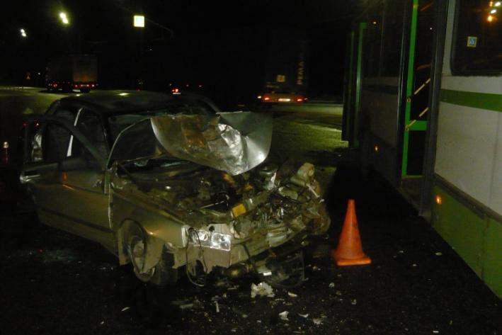 В Ярославле перед судом предстанет виновник ДТП с автобусом, в котором пострадали пять человек