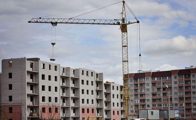 Дмитрий Миронов: 777 тысяч квадратных метров жилья введено в регионе в прошлом году
