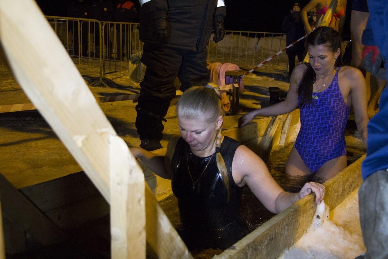 «Крещенской купели в Рыбинске быть»: глава города пообещал организовать купания в проруби