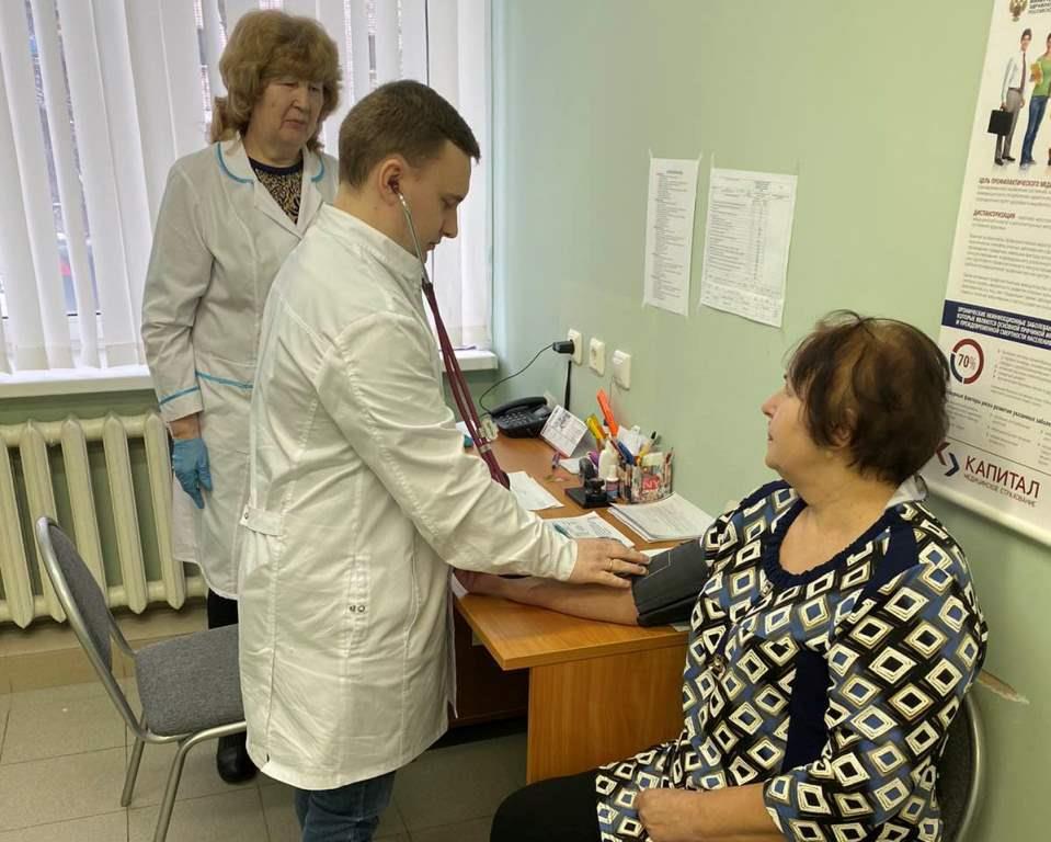 Пожилые жители сел Ярославской области могут пройти диспансеризацию быстро и комфортно