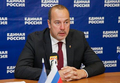 Депутат Госдумы Илья Осипов отметил роль «Единой России» в выполнении поставленных президентом задач