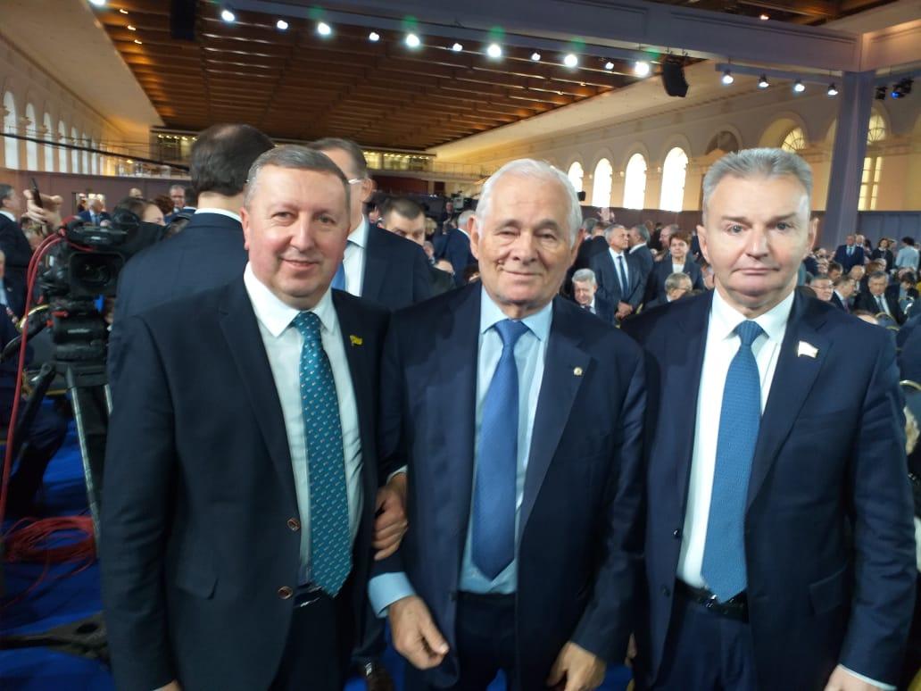Сергей Березкин: послание отражает реакцию президента на основные запросы в обществе