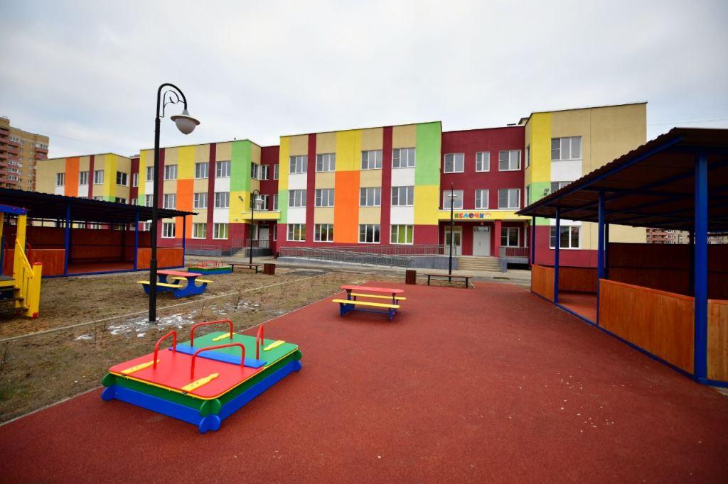В Ярославской области строят восемь дошкольных учреждений