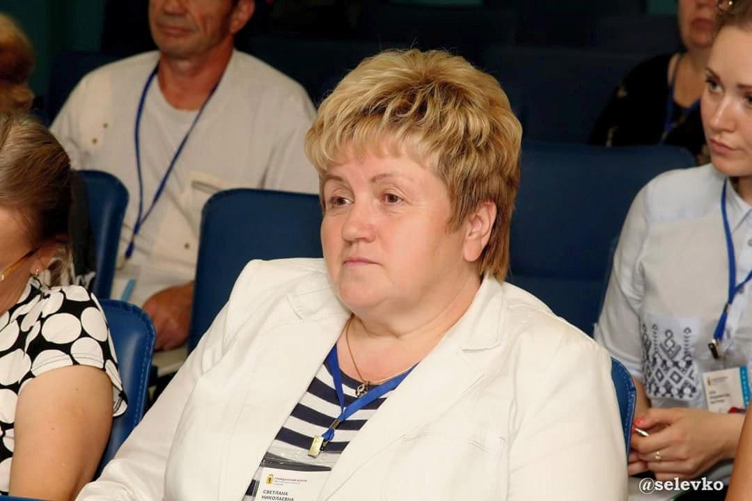 Светлана Лягушева о послании президента: страна сильна, когда рождаются дети