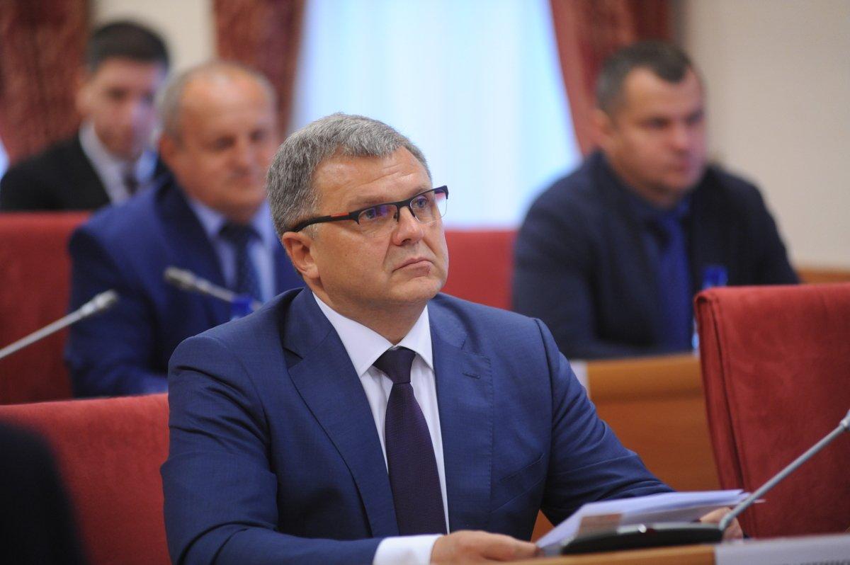 Алексей Константинов: «Единая Россия» в регионе предпримет все необходимые действия для реализации послания президента