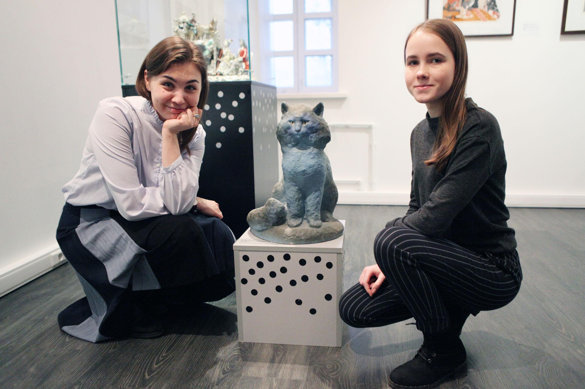 «Гуляй, мышь, пока кот спит». Ярославский музей представил экспозицию, посвященную символу года