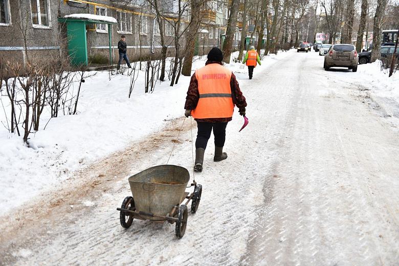 В Ярославле возросло количество пациентов в травмопункте: мэрия рассказала, как убирают город от наледи