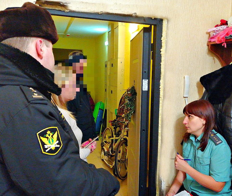У ярославцев отобрали квартиру за долги по ипотеке и коммунальным услугам