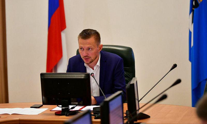 Задержанный заместитель мэра Ярославля ушел в отставку