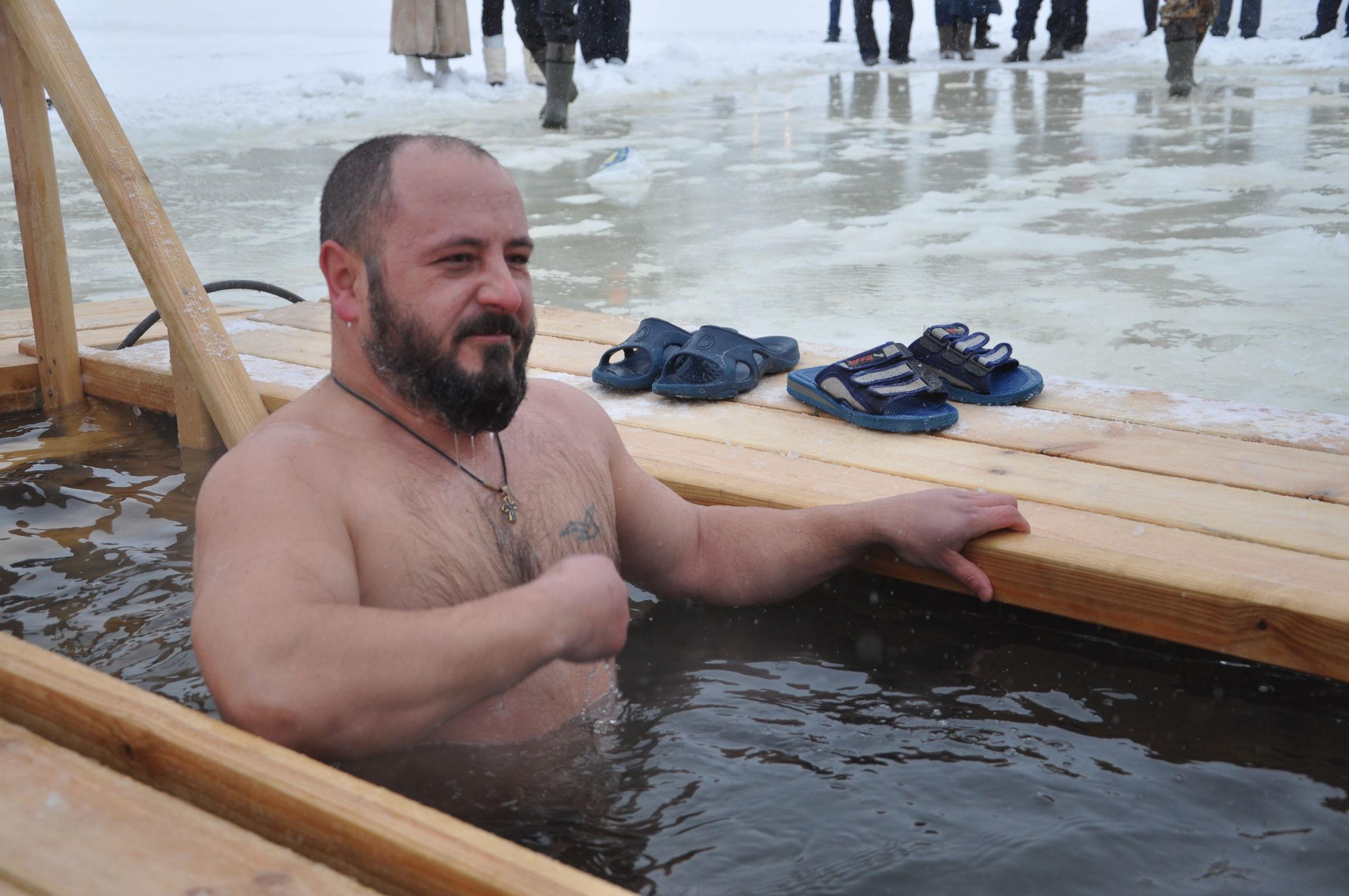 В Ярославской области организовано более 30 мест для купания на Крещение: полный список