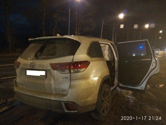 В жутком ДТП на Московском проспекте в Ярославле заживо сгорели два человека