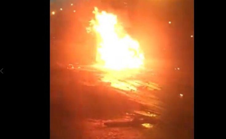 Мужчина и женщина сгорели заживо в жутком ДТП под Ярославлем: новые подробности