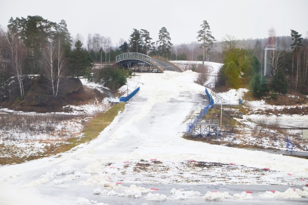 Чемпионат России по биатлону в «Демино» отменили из-за погоды